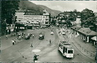 Ansichtskarte Heidelberg Bismarckplatz   (Nr.9087)