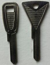 TWO  Vintage FORD EDSEL NOS Key Blanks 1958 Ignition/Door & Trunk/Glove Box HURD