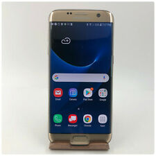 Samsung Galaxy S7 Edge SM-G935V - 32GB - Gold Unlocked Smartphone
