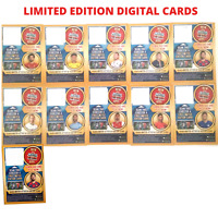 MATCH ATTAX 2019/20 19/20 DIGITAL CODES LIMITED EDITION CARDS