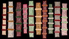 Adam Reid, Fire Dreaming, ORIGINAL Aboriginal Art 90x56cm w/ COA