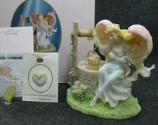 Seraphim Classics Angel Phoebe Heart's Content Roman #84271