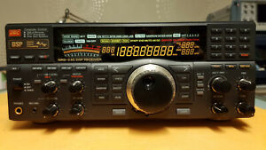 """JRC NRD-545 DSP Receiver with """"wide band"""" - very good"""
