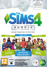 The Sims Bundle Pack 11 PC IT IMPORT ELECTRONIC ARTS