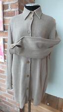 Vintage Giorgio Armani Coat / Jacket / Smock / Shirt 100% Wool, Size 44 / 10