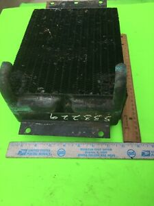 Studebaker,  heater core, 1947 to 1958 models.     Item:  13154