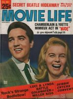 Movie Life November 1964 Debbie Reynolds Natalie Wood Ava Gardner 062819DBE
