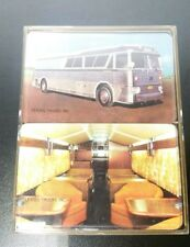 VTG Leased Trucks Inc Playing Cards With Case Double Deck Poker Bridge RV
