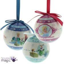 Adornos de color principal multicolor de bola para árbol de Navidad