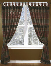 Bear Country Drapes Western Cabin Style with Free Shipping
