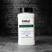 Monosodium Glutamate 750g - Chilli Wizards - Umami Flavour Enhancer - MSG
