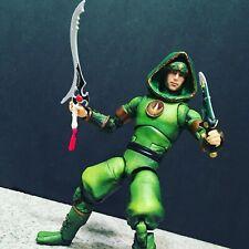 Green Ninjetti Power Rangers Lightning Collection Custom