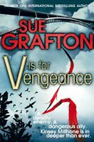 V is for Vengeance (Kinsey Millhone Alphabet series),Sue Grafton