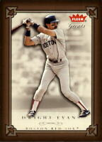2004 Greats of the Game Baseball Card #31 Dwight Evans
