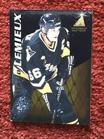 MARIO LEMIEUX 1995-96 Pinnacle Zenith #108 Pittsburgh Penguins 🏒