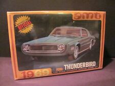 AMT 1969 Ford Thunderbird 1/25 Scale Model Kit - #Y901 200, Mint Factory Sealed!