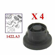 Filtre à Air Caoutchouc Insert Oeillet (4x) PEUGEOT PARTNER, 206 , 207, 307, 308