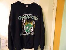 2007 SASK Roughriders sweater Grey Cup Champions mens Large GILDAN CANADA