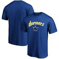 Seattle Mariners Fanatics Branded Cooperstown Collection Team Wahconah T-Shirt -