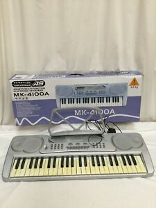 ACOUSTIC SOLUTIONS AS MK-4100A Music keyboard Good Con