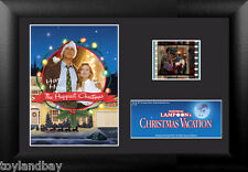 Film Cell Genuine 35mm Framed & Matted National Lampoons Christmas Vacation 6143