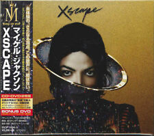 Michael Jackson - Xscape CD DVD Limited Edition Outer Sleeve Case Japan F/s