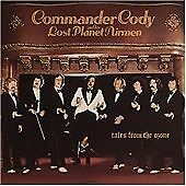 Commander Cody - Tales from the Ozone (2006) Rare/Collectable OOP CD