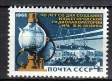 Russia - 1968 50 years radio-laboratory - Mi. 3551 MNH