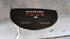 "LEFTY Odyssey White Tour #6 34"" 355g Putter LH"