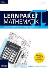 Franzis Lernpaket Mathematik NEU