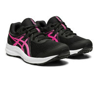 Asics Girls Gel-Contend 7 GS Boys Running Shoes Trainers Sneakers Black
