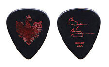 Queen Brian May Signature Black/Red Foil Falcon Guitar Pick 2005 Tour