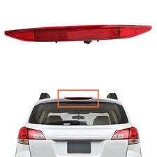 For Subaru Outback 2010-2014/XV Crosstrek 2013-2015 Red Shell High Brake Lights