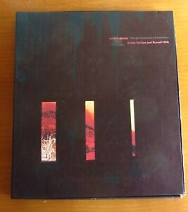 David Sylvian & Russell Mills – Ember Glance (The Permanence Of Memory) CD+Buch