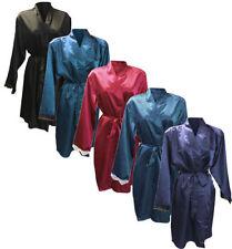 Knee Length Satin Chemises Unbranded Nightwear for Women