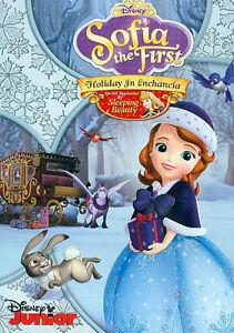 Sofia the First: Holiday in Enchancia,New DVD, Tim Gunn, Wayne Brady, Sara Ramir