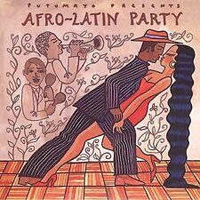 NEW!  Putumayo Presents: Afro-Latin Party - CD VARIOUS ARTISTS