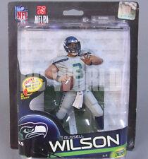McFarlane FootBall Figure NFL Seahawks Russell Wilson Bronze Level Variant   #T5