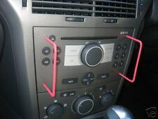 CAR STEREO REMOVAL TOOLS holden barina astra vectra LATE Models radio keys