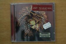 Janet*  – The Velvet Rope      (Box C262)