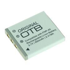 Originele OTB Accu Batterij Fuji FinePix F480 - 650mAh Akku Battery