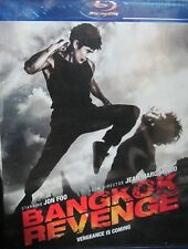 Bangkok Revenge NEW! Blu-ray ,Jon Foo,Caroline Ducey,Street Fighter,Thai Boxing