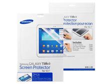 Samsung Cubierta del protector de pantalla para Samsung Galaxy Tab 3 10.1 (claro) - Paquete de 2