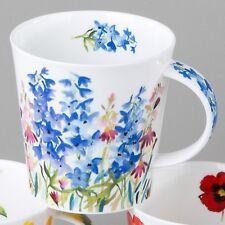 Dunoon Campagne Rittersporn Teetasse Kaffeebecher 0,48 L