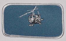 Ricamate patch namemsschild Bell uh-1d multifunzionali elicottero... a3536