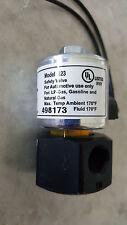 AFC-123 Advanced Fuel Components Solenoid Shut Lock Off Valve Model 12 VOLT NEW