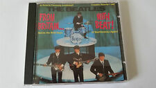 "Beatles ""From Britain with BEAT out of print Canadian CD"