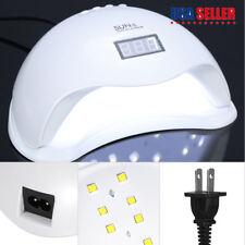 Pro 48W Sun5 UV Nail Dryer Gel Polish LED Curing Lamp Light Manicure Machine