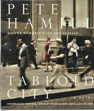 Audio book - Tabloid City by Pete Hamill   -  CD