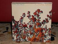 PRESENCE - FUTURE LOVE - 3 tracks version - PROMO 1999